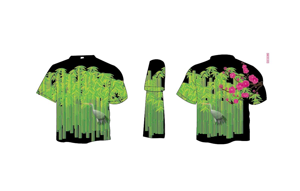 Chinese Symbols T Shirts Mfa Journey