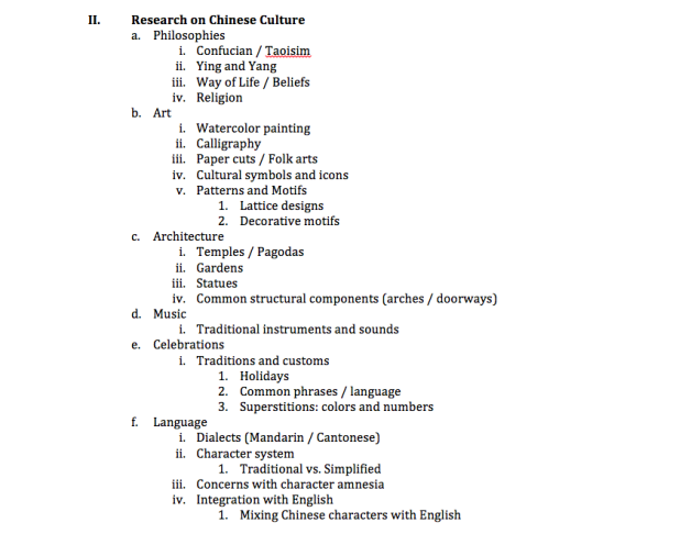 Tips To Consider Looking For An APA Research Paper Outline Example