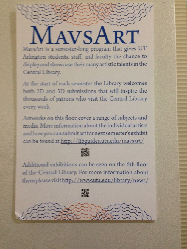 information on MavsArt