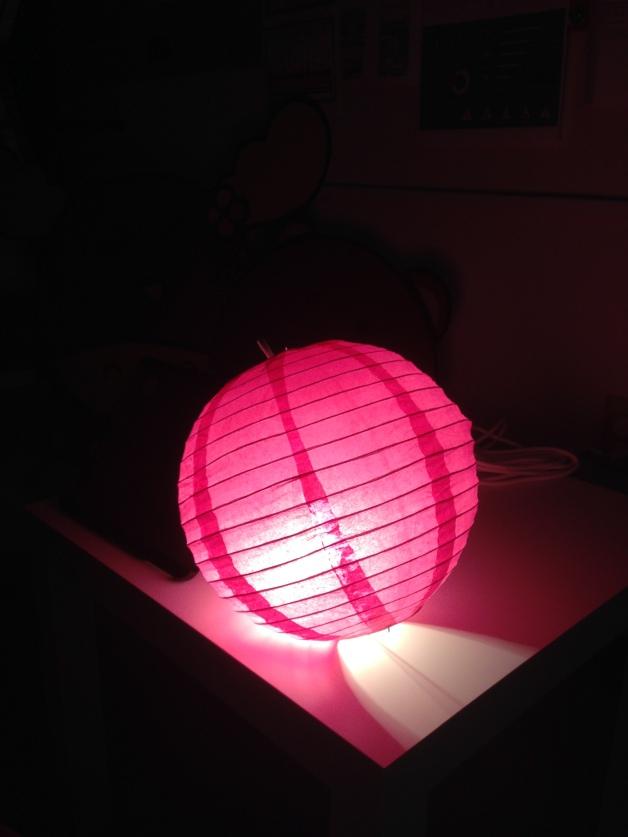 testing out a 60watt bulb